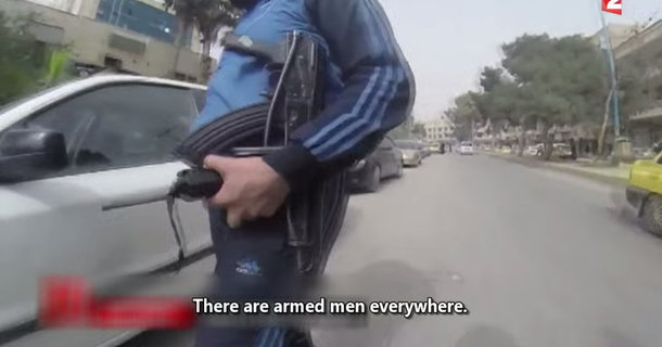 Syria Woman Films Her Daily Life, And It Is Shocking